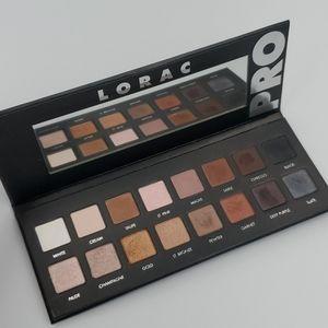 LORAC - pro artistry palette 1